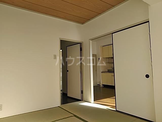パークサイド春日部 403号室の居室