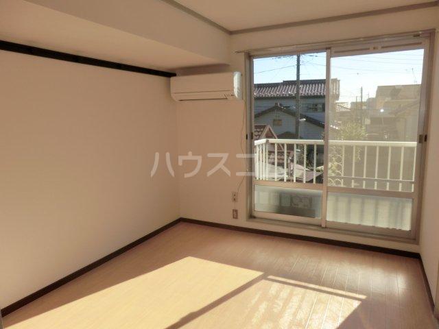 小川コーポ 202号室の景色