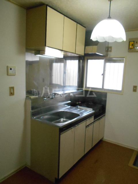 林ハイツ 202号室のキッチン