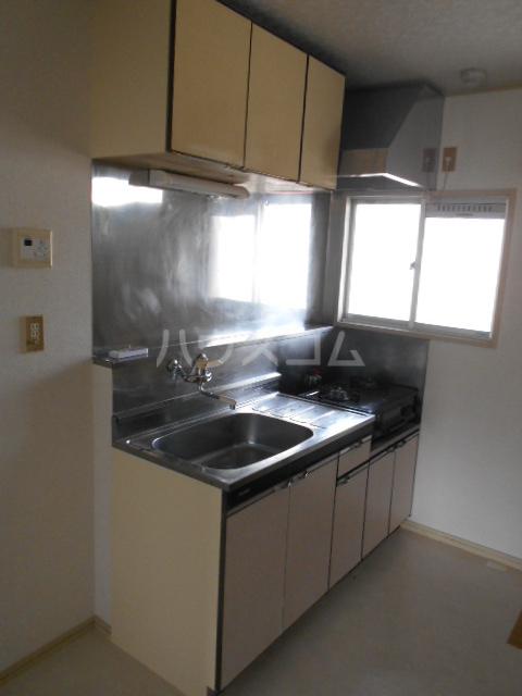 林ハイツ 205号室のキッチン
