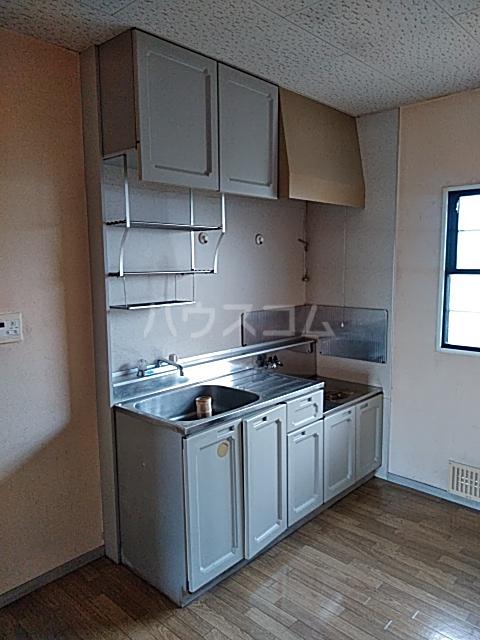 ハティセナン 203号室のキッチン
