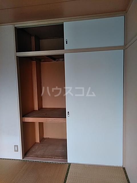 ハティセナン 203号室の収納