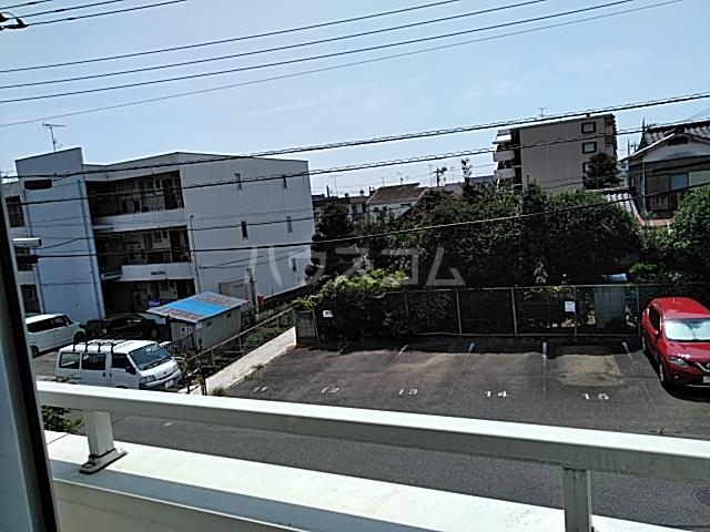 サンハイム A 201号室の景色