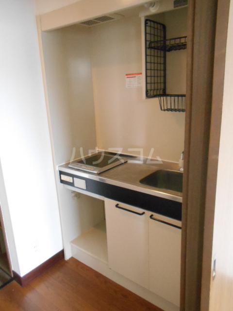 コーポマロン 201号室のキッチン