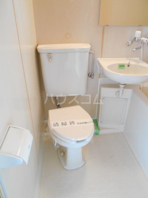 コーポマロン 201号室のトイレ