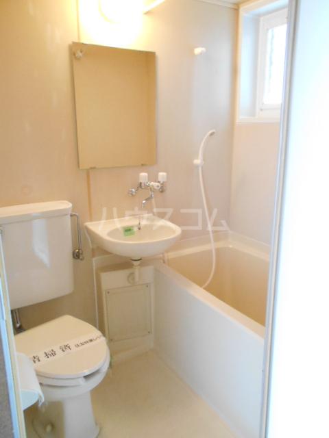 コーポマロン 201号室の風呂
