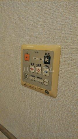 パルテール 102号室の設備