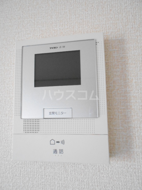 アピエ弐番館 203号室のセキュリティ