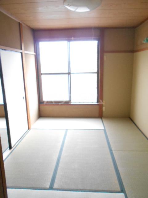 第2コーポオカモトA 202号室のベッドルーム