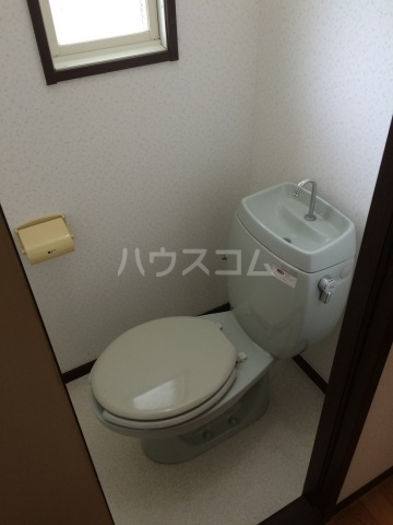 咲花ハイツ3 103号室のトイレ