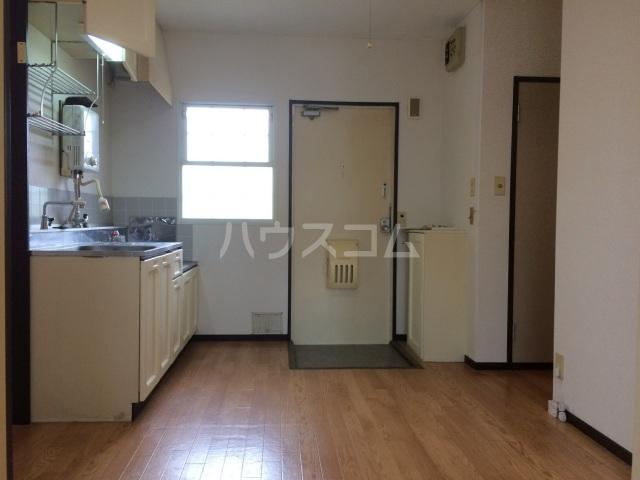 咲花ハイツ3 103号室の玄関