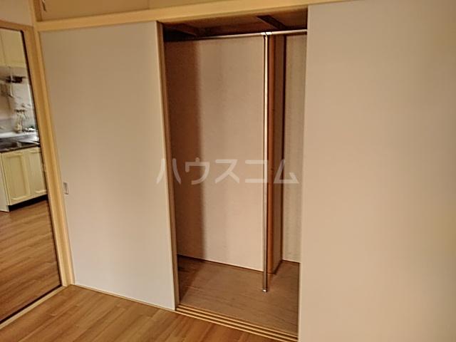 咲花ハイツ3 103号室の収納