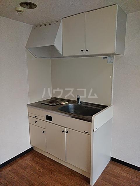 ベルピア姫宮第1 207号室のキッチン