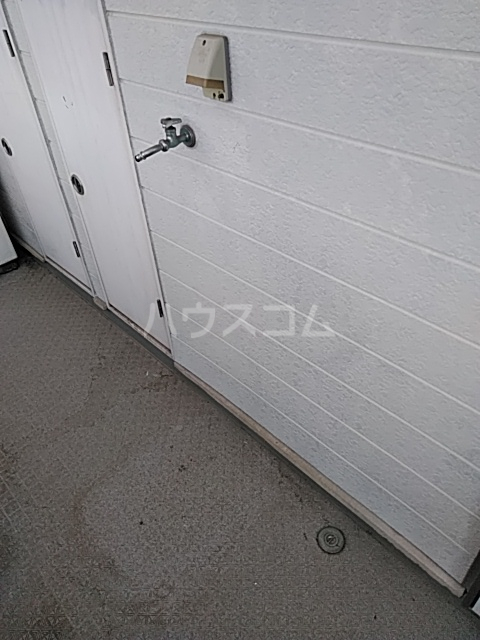 ベルピア姫宮第1 207号室のエントランス