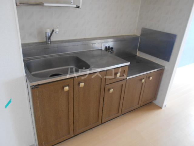 メゾンセピアC 202号室のキッチン