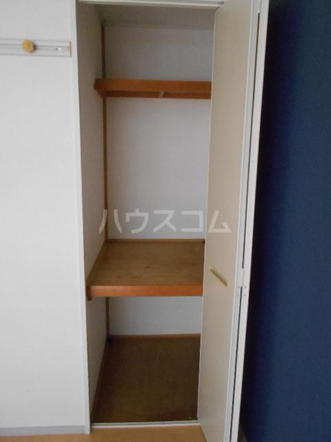 メゾンセピアC 202号室の収納