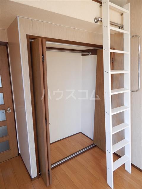 サンシャトー姫宮 108号室の収納