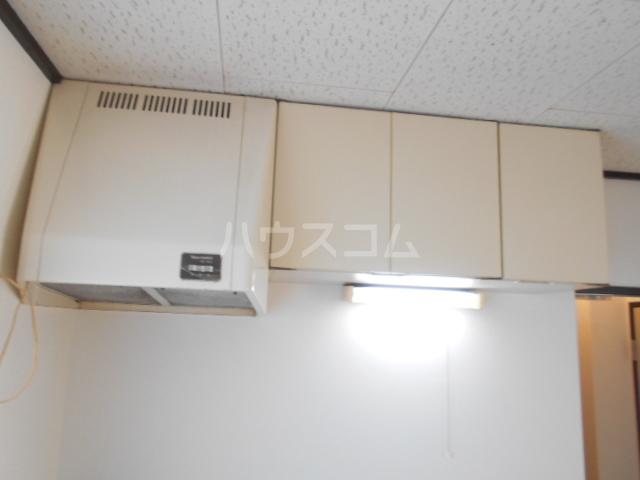 フレグランスMD 101号室のキッチン