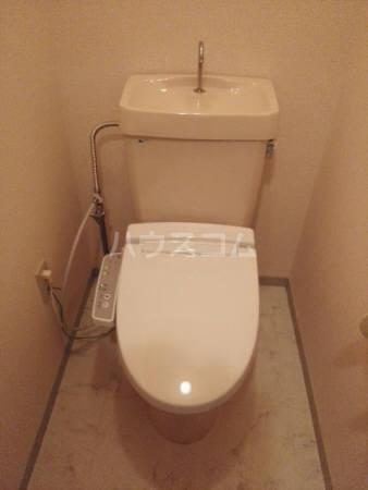 ピュアコート 壱番館 1-103号室のトイレ