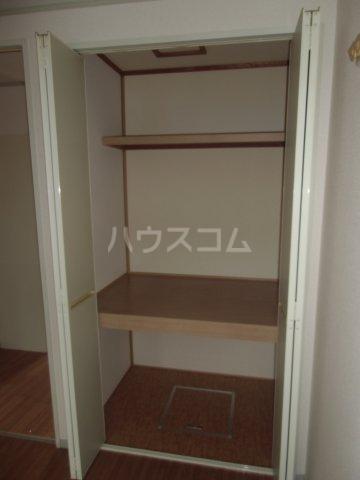 ピュアコート 壱番館 1-103号室の収納