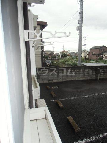 ピュアコート 壱番館 1-103号室のバルコニー