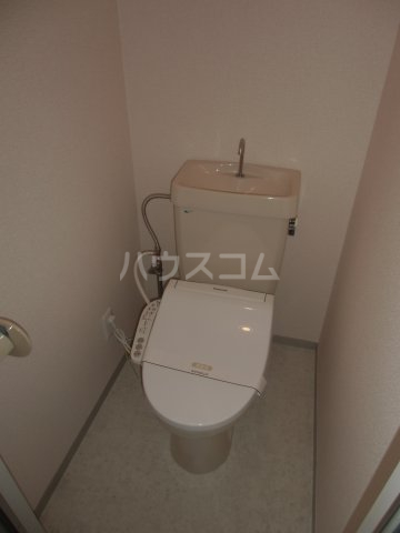 ピュアコート 壱番館 1-206号室のトイレ