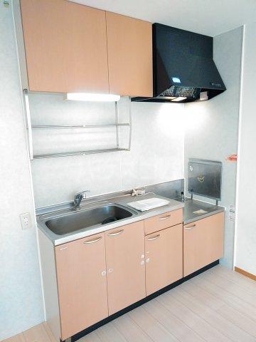 マインハイム 103号室のキッチン