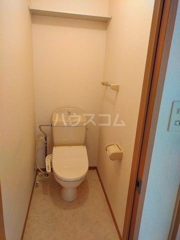 マインハイム 103号室のトイレ