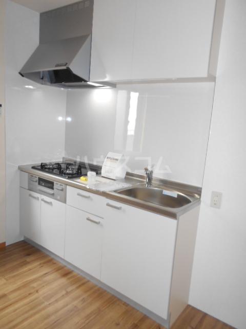 マインハイム 105号室のキッチン