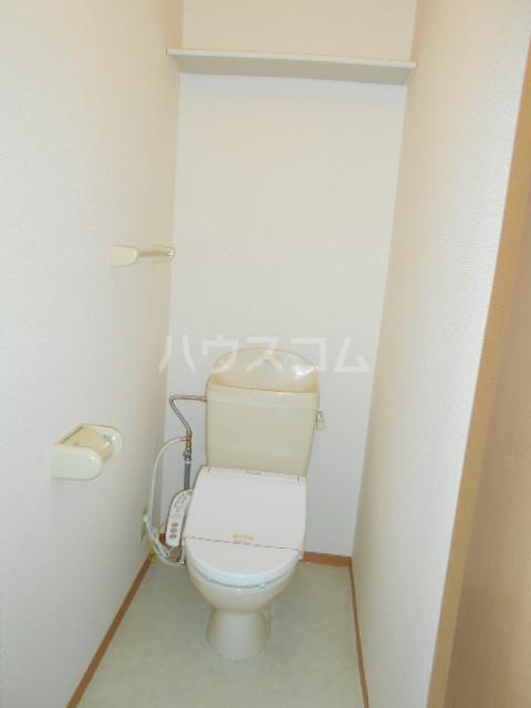 マインハイム 105号室のトイレ