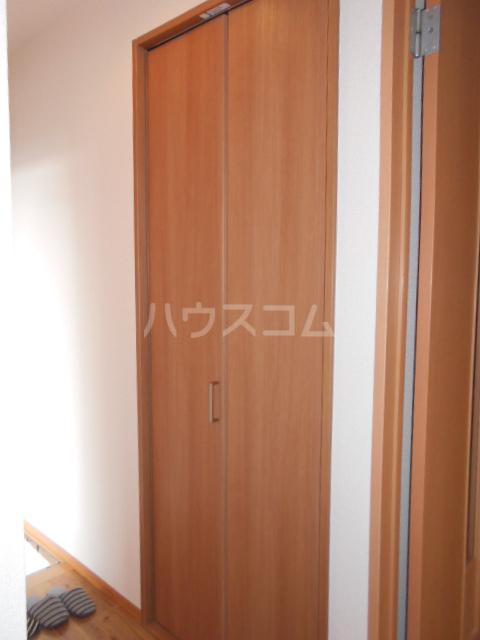 マインハイム 105号室の収納