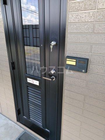 メゾンHOKUSHIN 105号室の玄関
