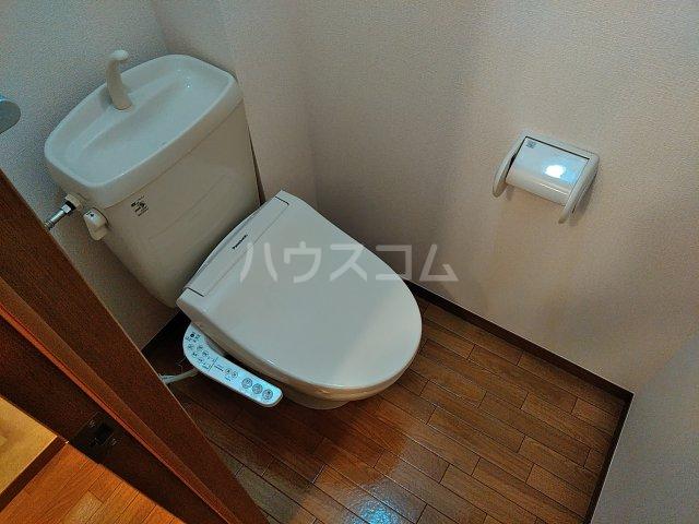 メゾンHOKUSHIN 105号室のトイレ