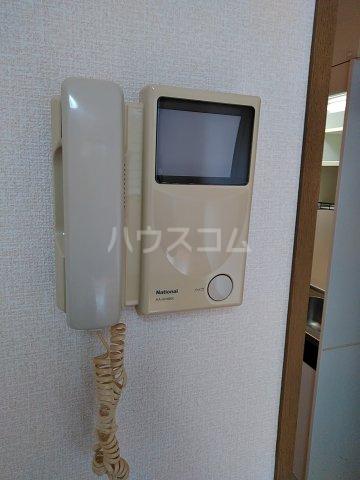 メゾンHOKUSHIN 105号室のセキュリティ