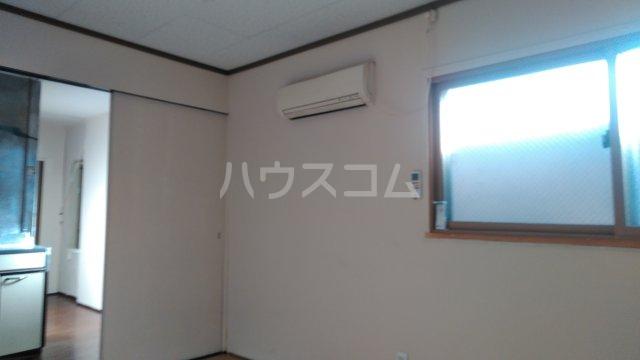 国分アパート C202号室の居室