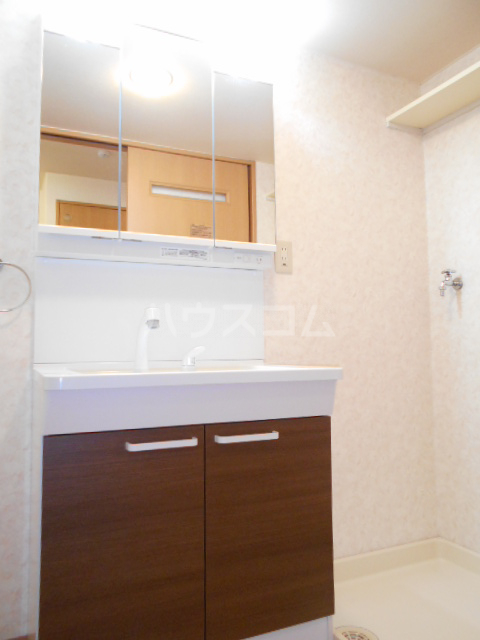 ラヴィエール 103号室の洗面所