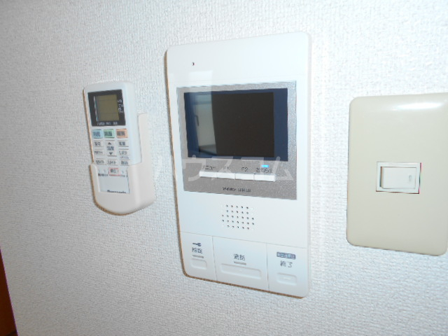 ラヴィエール 103号室のセキュリティ