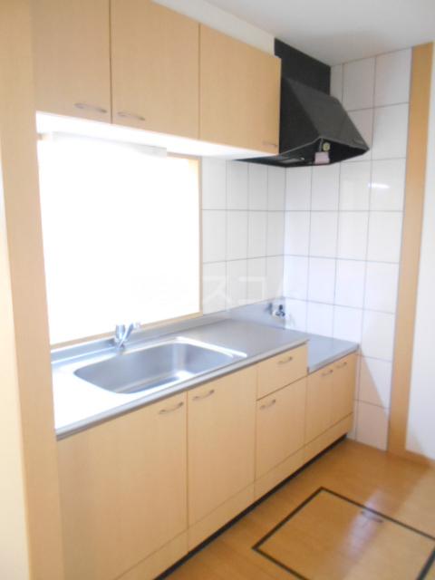 タペストリー 103号室のキッチン
