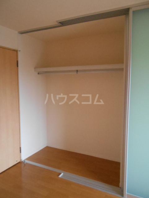 メゾンドゥリュイソー 202号室の収納