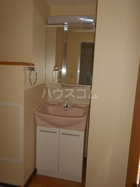 ファインパーク春日部 402号室の洗面所