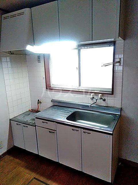 コーポタナカ 202号室のキッチン