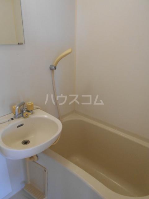 グリーンハイツ稲 202号室の風呂
