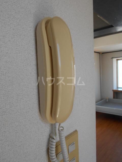 グリーンハイツ稲 202号室のセキュリティ