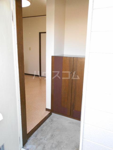 リヴ南桜井 203号室の玄関