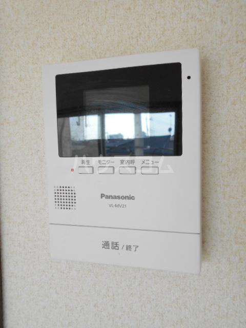 リヴ南桜井 203号室のセキュリティ
