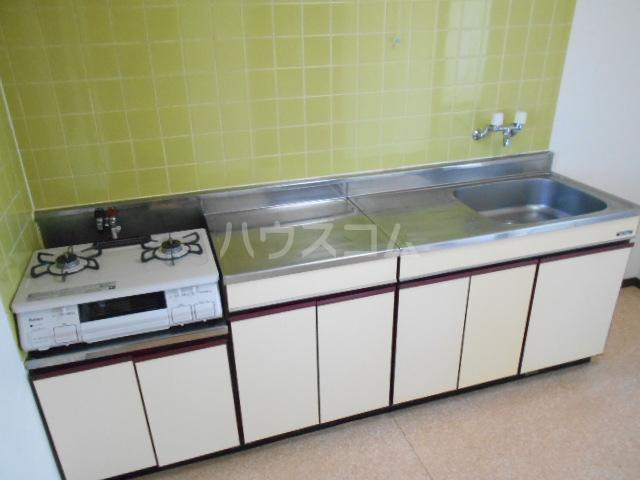 リヴ南桜井 203号室のキッチン