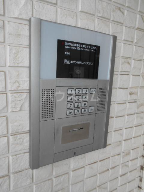 オークヒルズ Ⅱ 302号室のセキュリティ