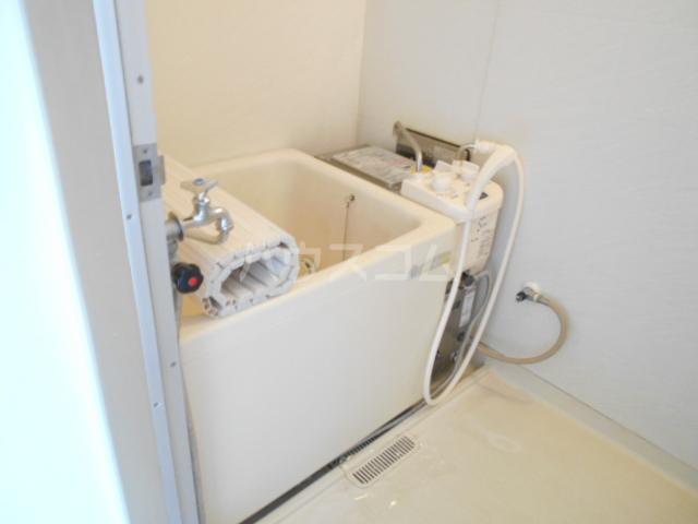 ときわ荘 2-1号室の風呂