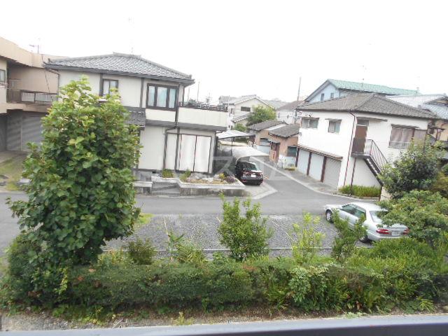 ときわ荘 2-1号室の景色