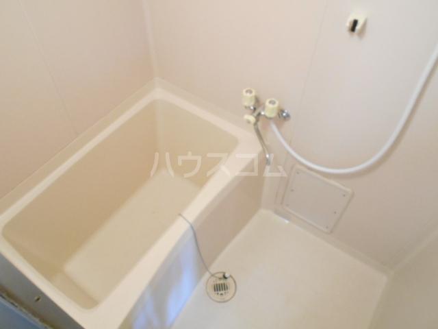ハウスミニオン 201号室の風呂